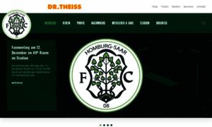 Fc08homburg.de thumbnail