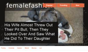Femalefashion.co thumbnail
