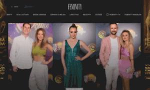 Feminity.zoznam.sk thumbnail