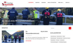 Feuerwehr-rietz.at thumbnail