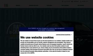 Fiat.co.uk thumbnail