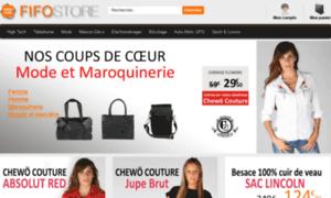 Fifo-store.fr thumbnail