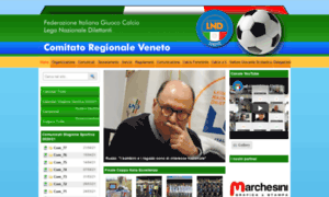 Figcvenetocalcio.it thumbnail