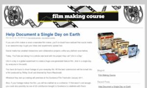 Filmmakingcourse.org thumbnail