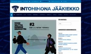Finhockey.fi thumbnail