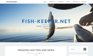 Fish-keeper.net thumbnail