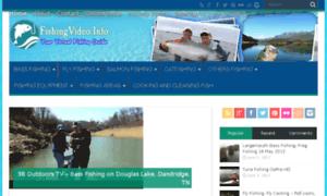Fishingvideo.info thumbnail