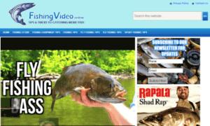 Fishingvideo.online thumbnail