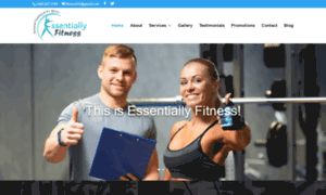 Fitnessessentially.ca thumbnail