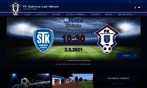 Fkdubnica.sk thumbnail