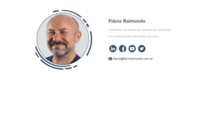 Flavioraimundo.com.br thumbnail