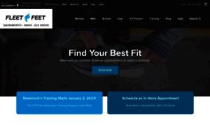 Fleetfeetsacramento.com thumbnail