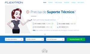 Flexitron.com.br thumbnail