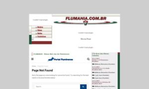 Flumania.com.br thumbnail