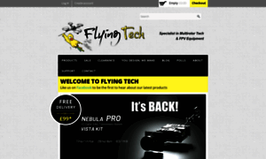 Flyingtech.co.uk thumbnail