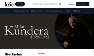 Folio-lesite.fr thumbnail