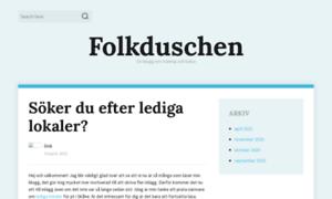 Folkduschen.se thumbnail