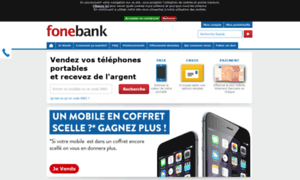 Fonebank.fr thumbnail