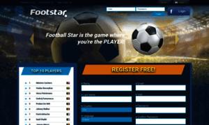 footstar.org -