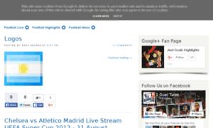 Footy-stream.blogspot.co.uk thumbnail