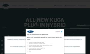 Ford.co.uk thumbnail