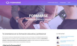 Formarse.es thumbnail