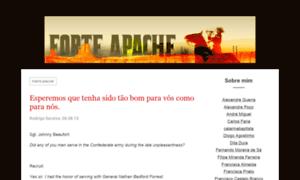 Forteapache.blogs.sapo.pt thumbnail