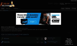 Forum-mechanika.pl thumbnail