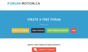 Forum-motion.ca thumbnail