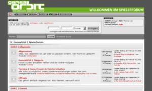 Forum.gamesorbit.de thumbnail
