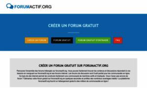 Forumactif.org thumbnail