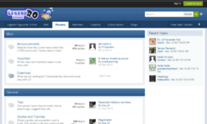 Forums.legendro.net thumbnail