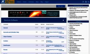Forums.stardock.com thumbnail