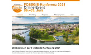 Fossgis-konferenz.de thumbnail