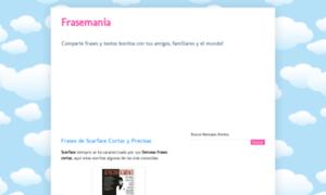 Frasemania.blogspot.com thumbnail