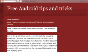 Free-androidtips.blogspot.in thumbnail