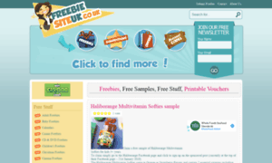 Freebiesiteuk.co.uk thumbnail