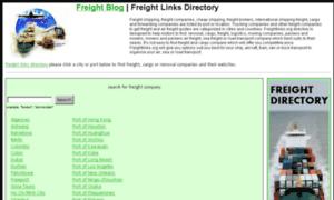 Freightlinks.org thumbnail
