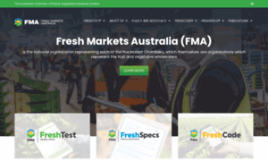 Freshmarkets.com.au thumbnail
