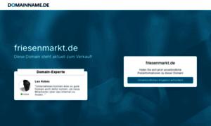 Friesenmarkt.de thumbnail