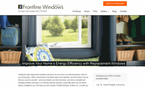 Frontlinewindows.net thumbnail