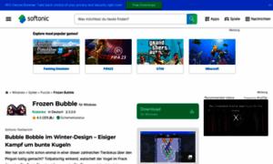 Frozen-bubble.softonic.de thumbnail