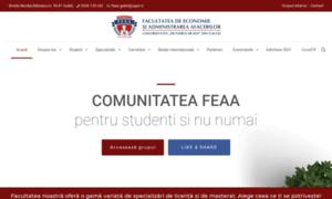 Fsea.ugal.ro thumbnail