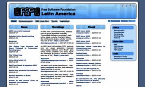 Fsfla.org thumbnail
