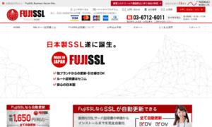Fujissl.jp thumbnail