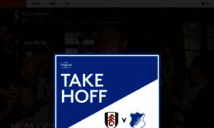 Fulhamfc.com thumbnail