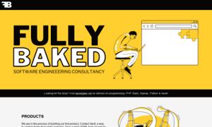 Fullybaked.co.uk thumbnail