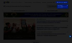 Funai.gov.br thumbnail