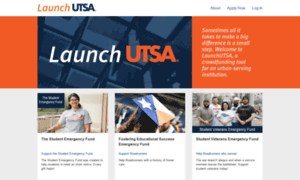 Fund.utsa.edu thumbnail