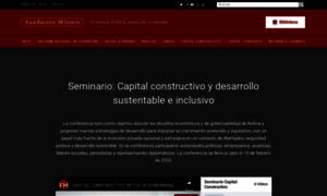 Fundacion-milenio.org thumbnail